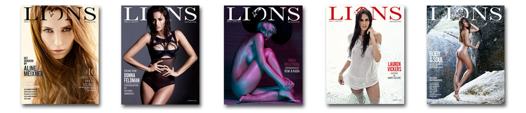 Get your Lions print issue