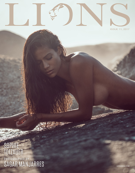 LIONS ISSUE 11    // lionsmag.com - premium nude photography magazine