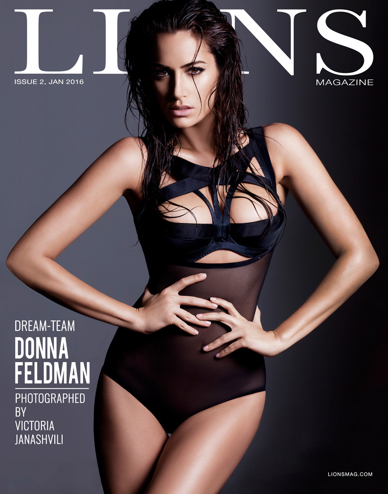 LIONS ISSUE 2    // lionsmag.com - premium nude photography magazine