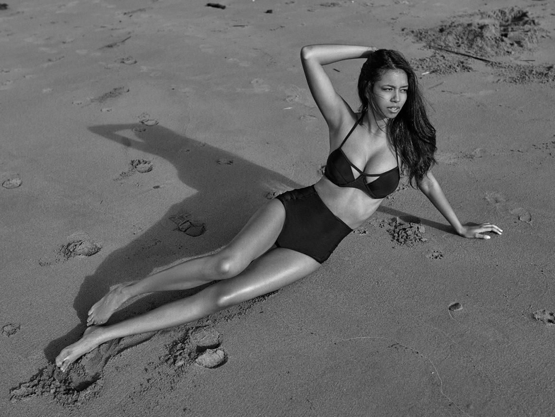 Rayssa Women  Rayssa photoshooting photography photographer models model lionsmag fashion editorial blackandwhite bikini beachwear art   // lionsmag.com - premium nude photography magazine