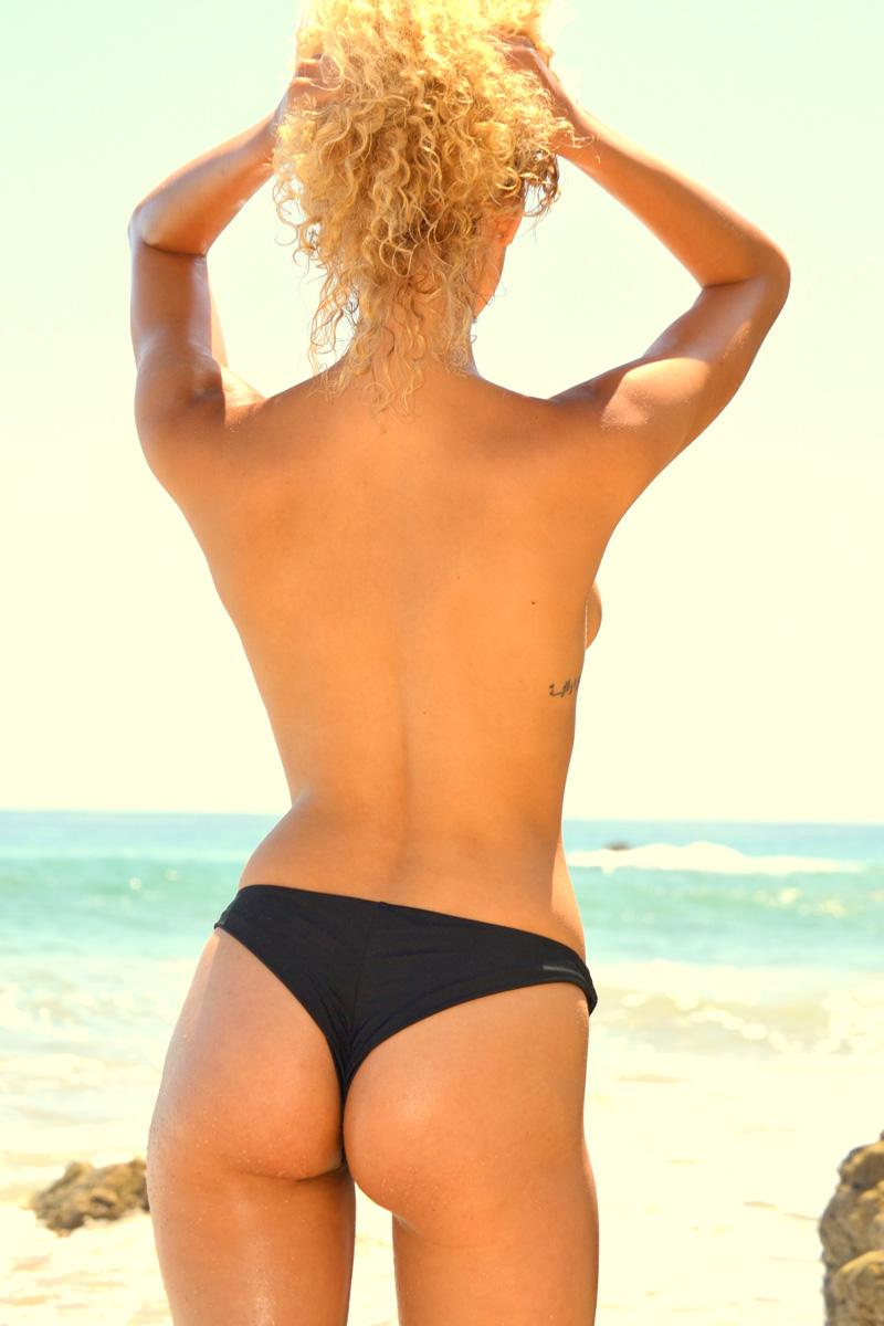 Sharida Women  swimwear sun summer bikini beachwear beach   // lionsmag.com - premium nude photography magazine