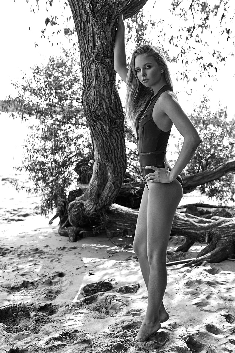 Summer Day Women  swimwear photoshooting photography photographer models model lionsmag lingerie fashion editorial body blackandwhite bikini beachwear   // lionsmag.com - premium nude photography magazine
