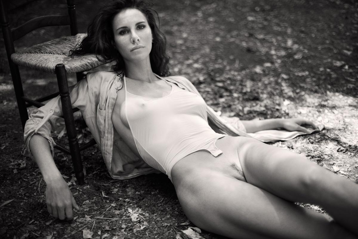 photographer bukkake French model