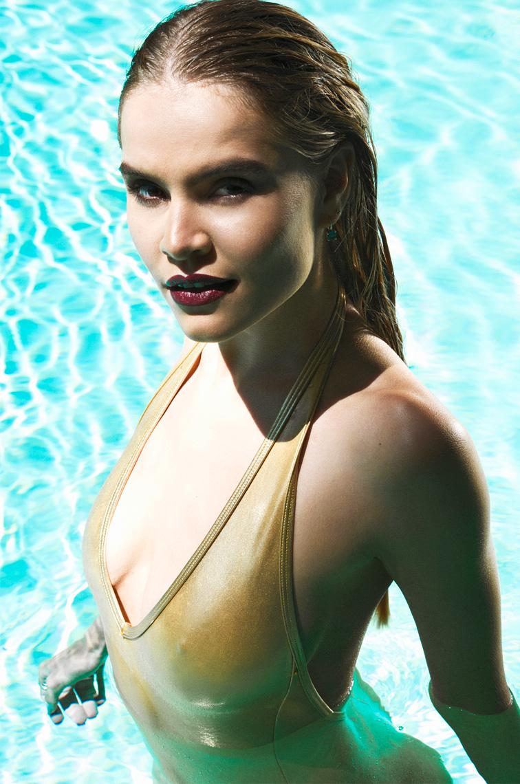 Aqua Women  swimwear summer photoshooting Michael Iloba Maria Birta Hollywood California body bikini beachwear American Apparel   // lionsmag.com - premium nude photography magazine