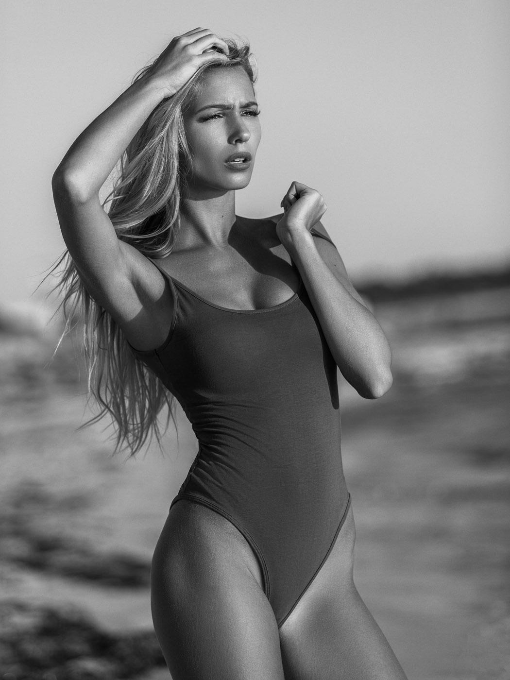 Yara-Sophie Women  Yara-Sophie Pilgram photographer models model lionsmag lions magazine editorial body blackandwhite bikini beachwear babes Axel Heinrichs   // lionsmag.com - premium nude photography magazine