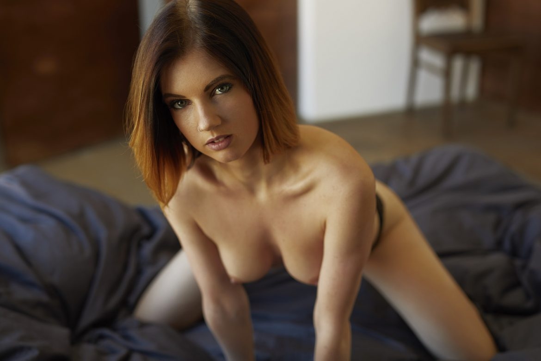Nude Model Ivonne Photographed By Benedikt Schmucker-3095
