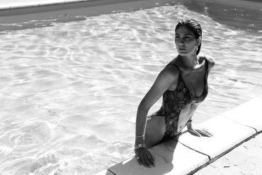 Fabrizia Women  swimwear photoshooting photoshoot models model lionsmag lions magazine Francesco Chilà fashion editorial body art blackandwhite bikini beachwear babes   // lionsmag.com - premium nude photography magazine