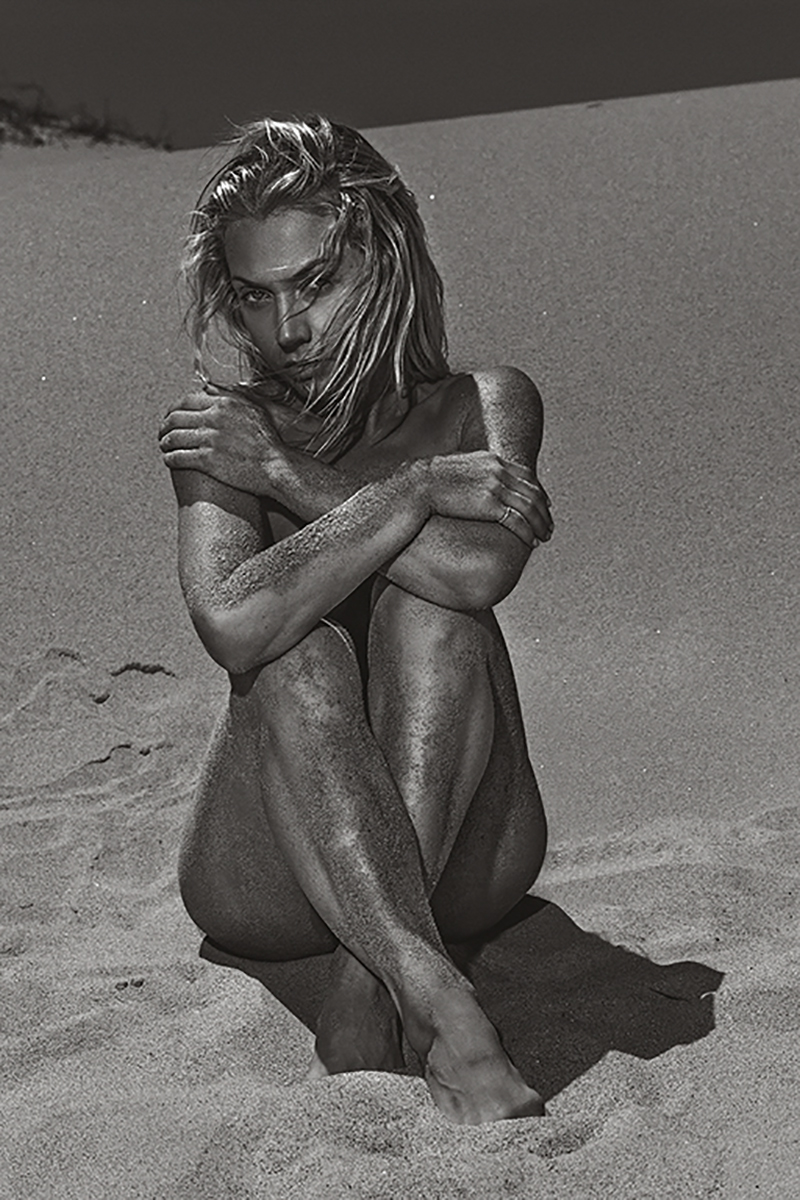 Sand Fox and the Sun Women  Silver Joseph lionsmag lions magazine lingerie Courtney Cooper body art body blackandwhite bikini beachwear art   // lionsmag.com - premium nude photography magazine