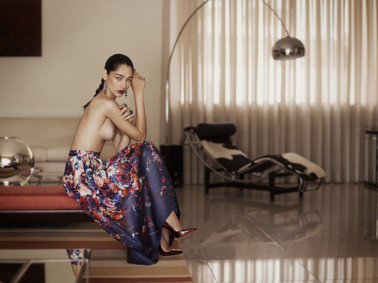 Andre Schneider fashion photographer
