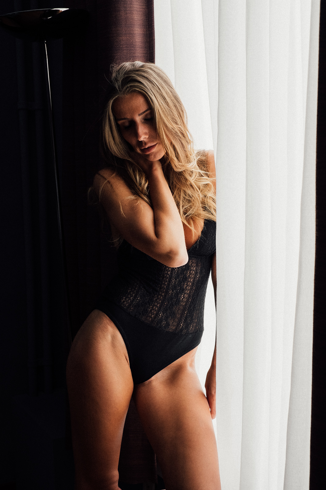 Stefani Women  Stefani Bosschaert Julien LRVR   // lionsmag.com - premium nude photography magazine