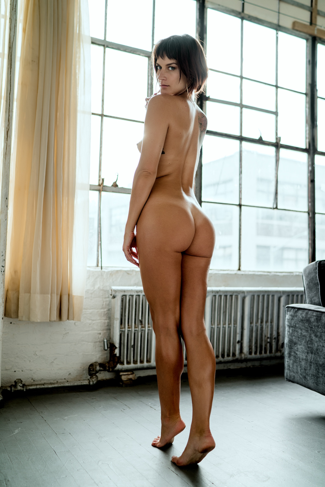 Joanna Skora nude model
