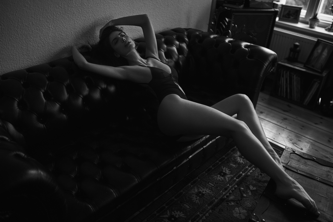 Valentina Bissoli Lions magazine nude art
