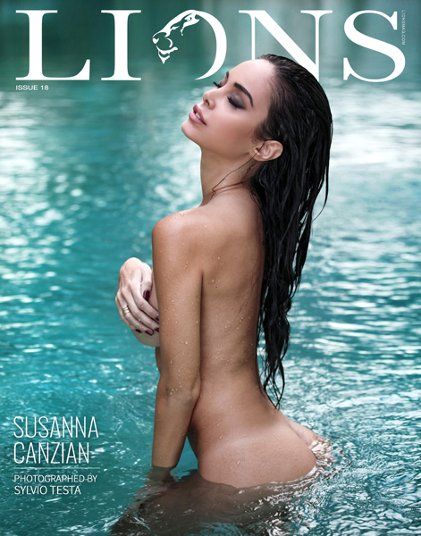 LIONS ISSUE 18    // lionsmag.com - premium nude photography magazine