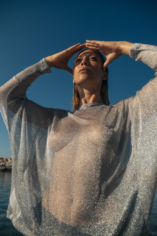 Model/Actress: Julie Dommanget, instagram @juliedommanget
