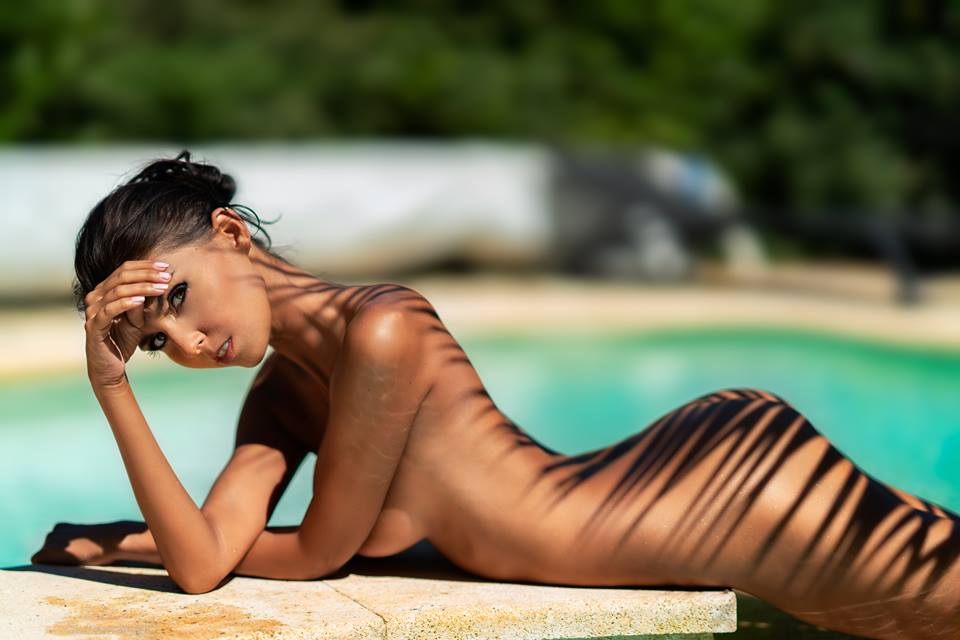 Laura Giraudi Interviews  photoshooting photoshoot photography nudes nude art nude models lingerie Laura Giraudi body art body bikini beachwear art   // lionsmag.com - premium nude photography magazine