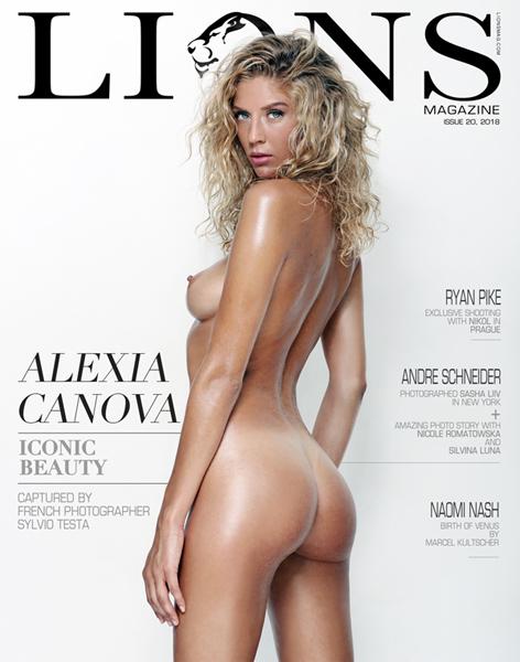 model Alexia Canova