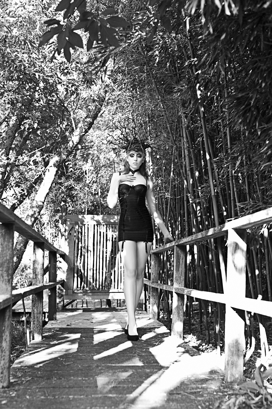 The Visitor Women  nudes nude model lions magazine lingerie fine art nudes fashion model editorial body artwork art   // lionsmag.com - premium nude photography magazine