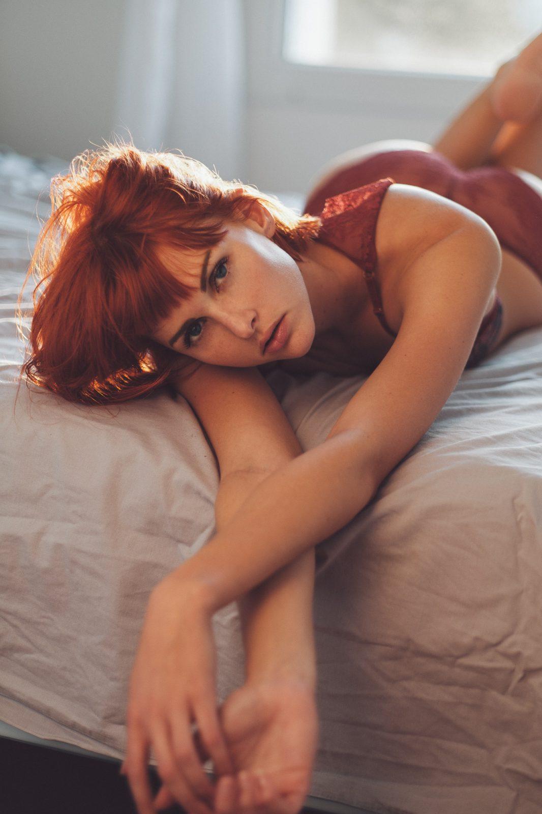 Golden evening Women  Guennadi Ivanov-Kuhn   // lionsmag.com - premium nude photography magazine